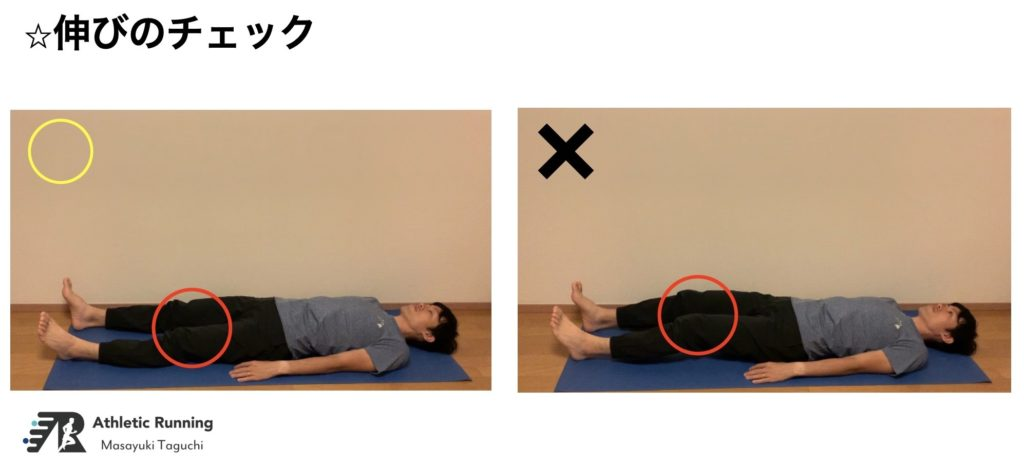 膝の痛みがある方向けの痛みをチェックする方法